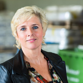 Carla Rekoert Logistics Assistant Caldic Ingredients Benelux