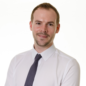 Nicholas Veale, Product Sales Manager Solvents Caldic (UK) Limited