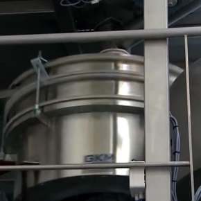 Close up of tool to sieve food ingredients, one of the Food Processing Services provided by Caldic